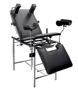 Geburtsstuhl, gynäkologischer Stuhl, Gynstuhl Sitz neigbar