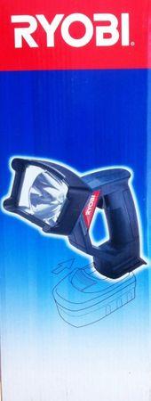 RYOBI Akkuhandleuchte Handleuchte Leuchte FL 9,6V 0-Version NEU! OVP!