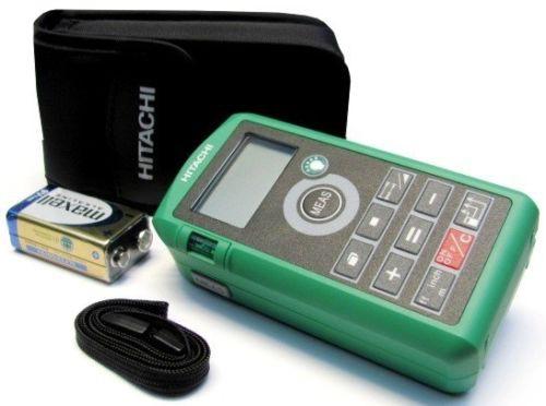 Entfernungsmesser Für Räume : Hitachi ug 50y digital laser meter entfernungsmesser 93254316 ug50y
