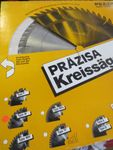 Präzisa Kreissägeblatt Type W 350mm/3,2mm/2,2mm/30mm/ 54 Wz Sägeblatt  001
