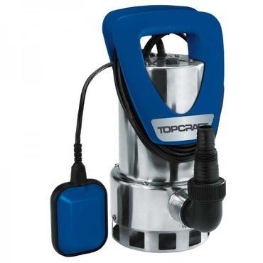 Topcraft TCDP 750 Schmutzwasserpumpe 4170613 Wasserpumpe Pumpe 750W