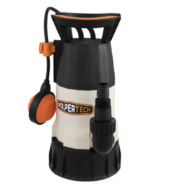 Wolpertech Kombi-Tauchpumpe WT750 2 in 1 Tauchpumpe Pumpe