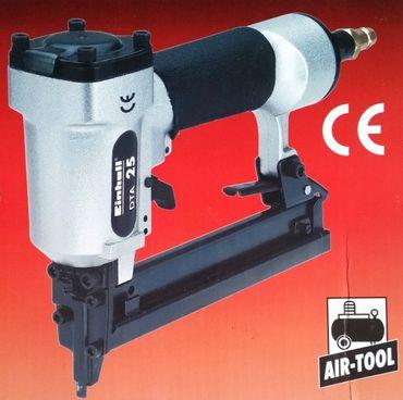 Einhell DTA 25 DTA25 Drucklufttacker Tacker Nagler + 3000 Klammern EXTRA 4137710