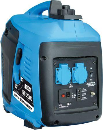 Güde 40647 Inverter Stromerzeuger ISG 2000 2,2KW 3PS Stromaggregat Benzin