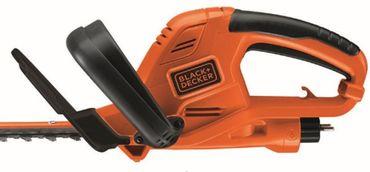 Black&Decker GT5555 Elektro-Heckenschere Handschutz Messerschutz 550W Motor – Bild 2