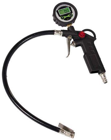 Einhell 4133115 Reifenfüllmesser Zubehör Digital Anzeige 4stellige Druckanzeige