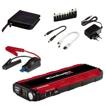 Einhell 1091531 CE-JS 18 Jump-Start Power-Bank 3x 6000mAh Kapazität Inkl. Kabel
