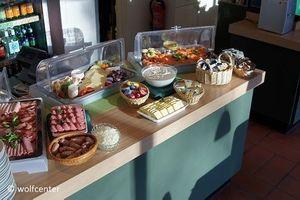Frühstück für einen Erwachsenen (ab 13 Jahren) im Restaurant  Wolfsrevier