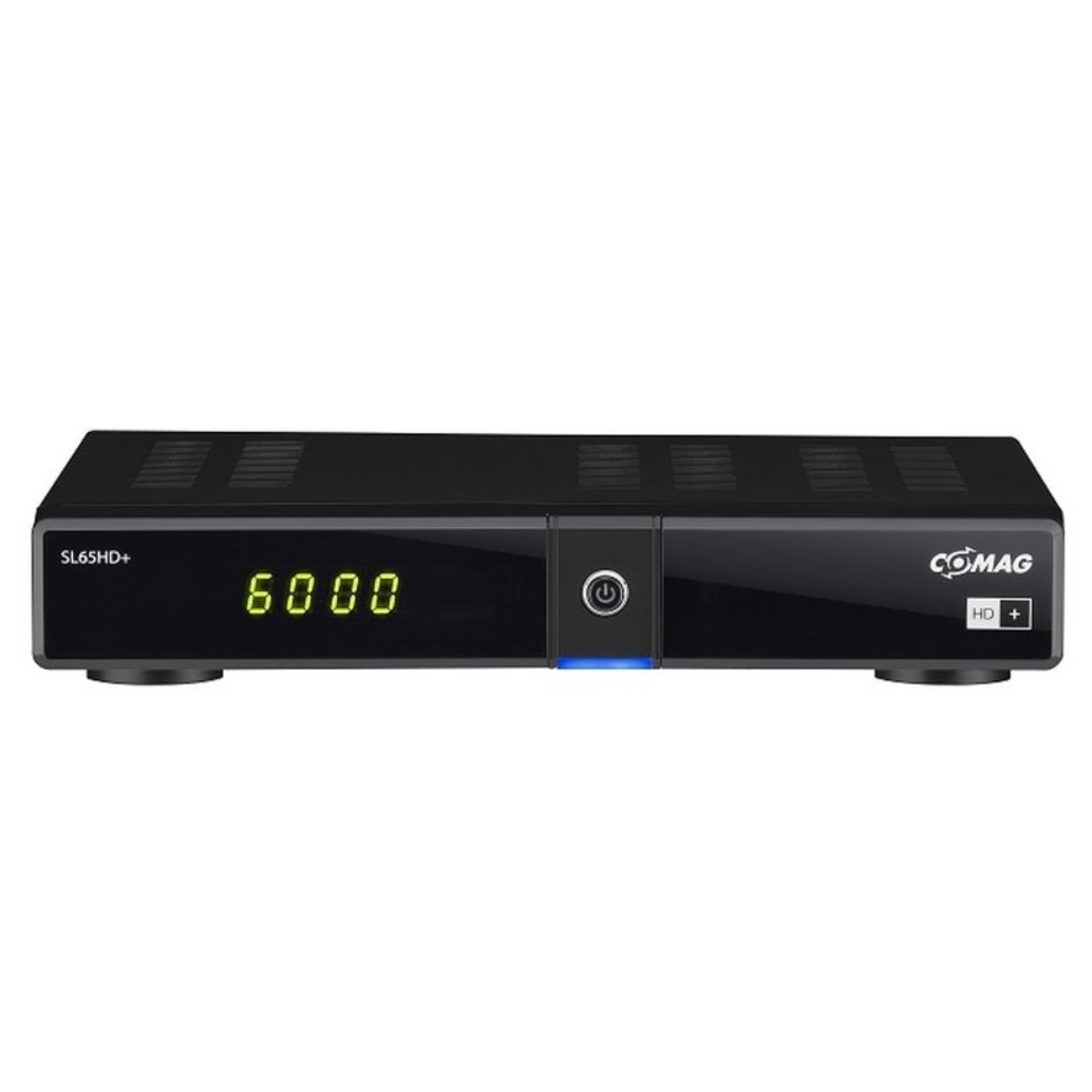 hd plus sat receiver inkl hd karte usb lan hdmi scart comag sl 65 hd 4250684903784 ebay. Black Bedroom Furniture Sets. Home Design Ideas