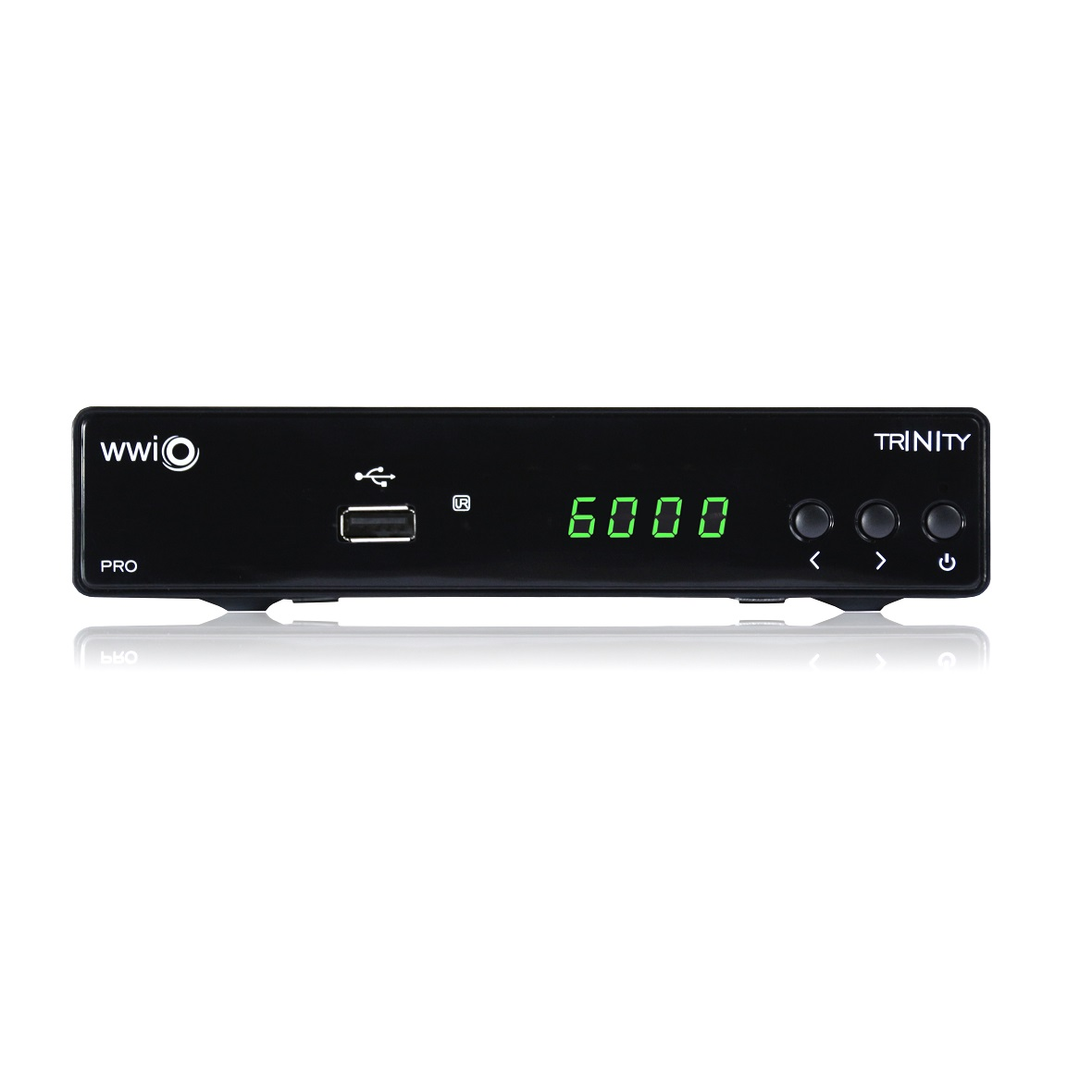 hd sat receiver wwio trinity pro mit pvr usb hdmi lan. Black Bedroom Furniture Sets. Home Design Ideas
