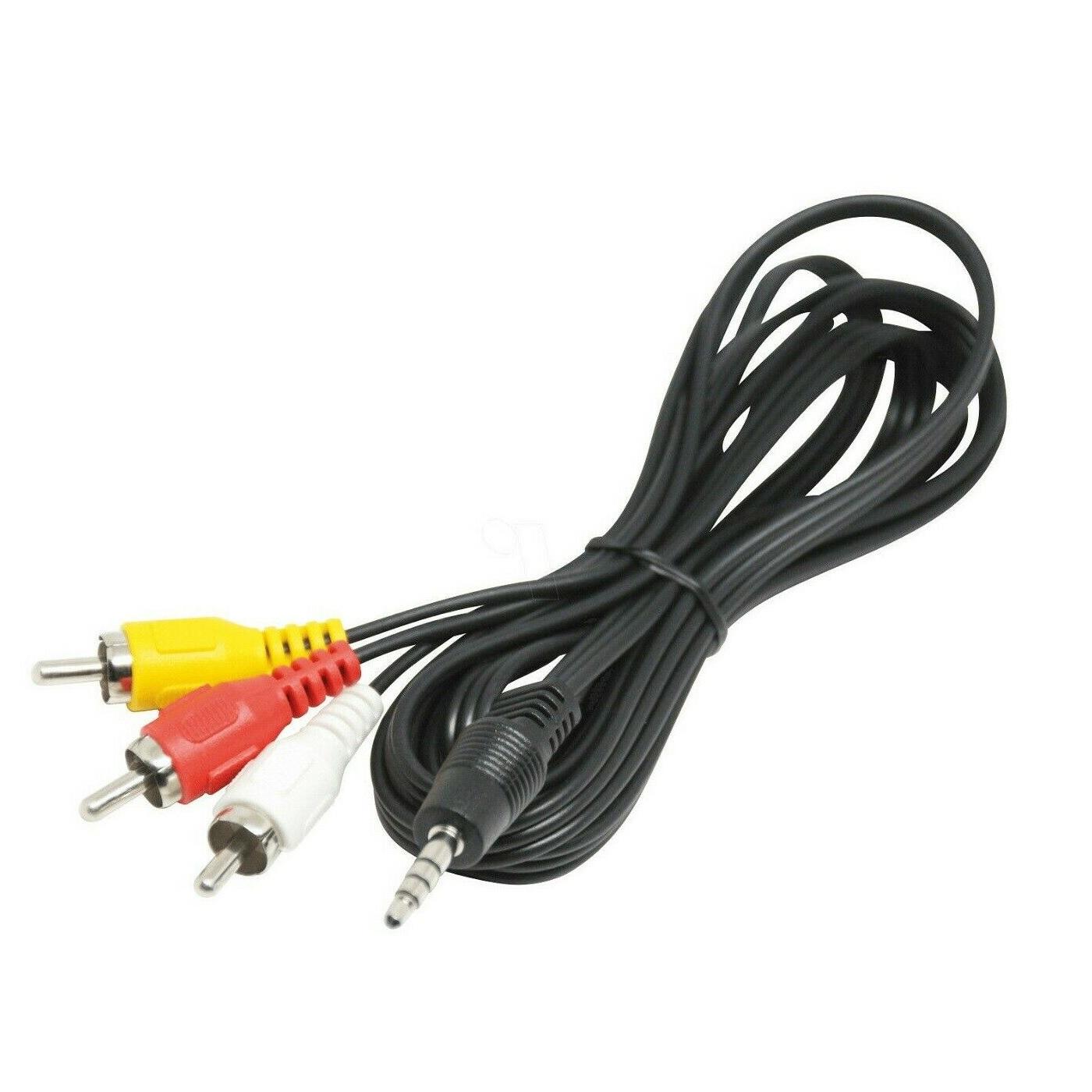 Xoro AV2 Adapterkabel ACC400514 für HRT 8729 8730 8770 8772 8780 HRK 7670 7672