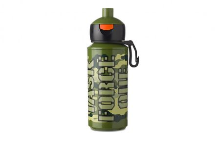 Rosti Mepal Pop-up Trinkflasche - Campus 275 ml Task Force One