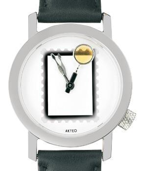 Akteo Armbanduhr - Philatelie