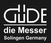 Güde Messer Serie Franz Güde - Kochmesser, Klingenlänge 21 cm