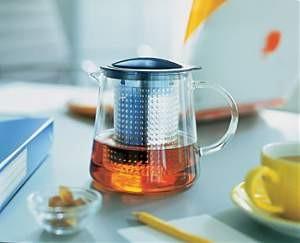 Finum Teekanne - Tea Control 0.8