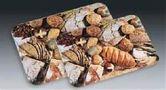 Glas-Schneideplatte Bread von Kesper