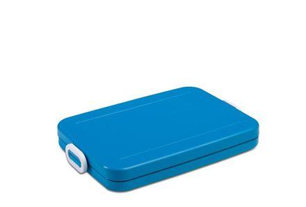 Rosti Mepal Lunchbox TAB flat, aqua