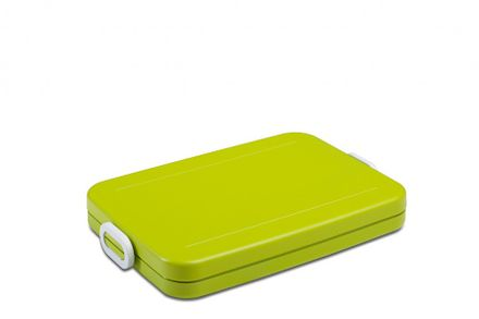 Mepal Lunchbox TAB flat, Latin lime
