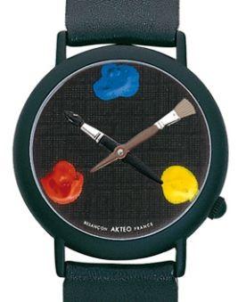 Akteo Armbanduhr - Malerei 04
