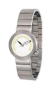 Akteo Damen-Armbanduhr - Schriftstellerin Edelstahl