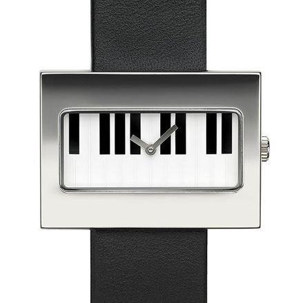 Akteo Armbanduhr - Klaviatur