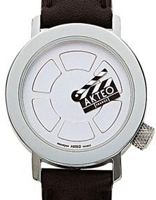Akteo Damen-Armbanduhr Kino