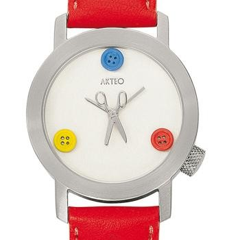 Akteo Armbanduhr - Hot Couture 02 rot