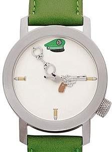 Akteo Armbanduhr - Polizei Deutschland