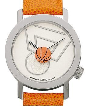 Akteo Armbanduhr - Basketball