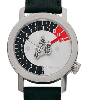 Akteo Armbanduhr - Motorradrennen