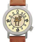 Akteo Armbanduhr Kamel