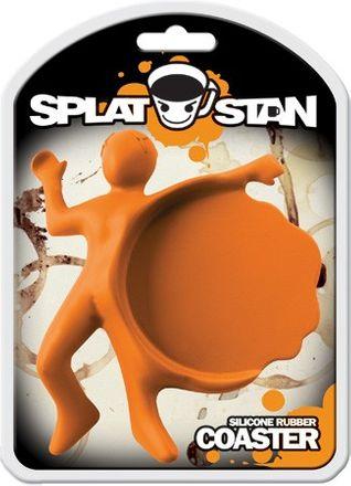 Tassenuntersetzer - Splat Stan