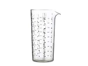 Rosti Messbecher 1 Liter, transparent