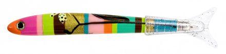 Pylones Kugelschreiber - Fischstift, Orchidee