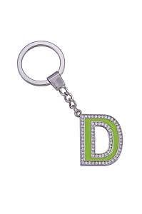 Gift Company Buchstaben-Schlüsselanhänger - New Glamour D