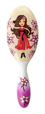 Pylones Haarbürste groß - Ladypop Spanierin