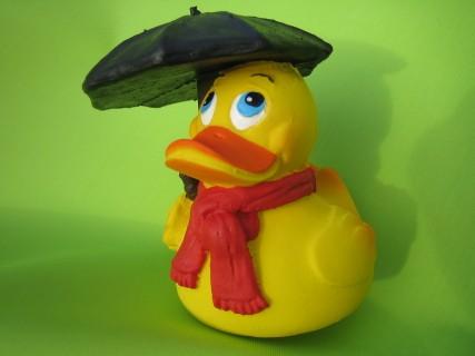 Lanco Quietscheentchen - Rain Duck