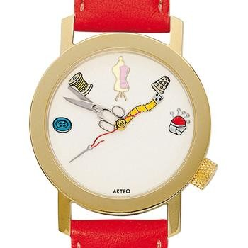 Akteo Armbanduhr Hot Couture 01 gold