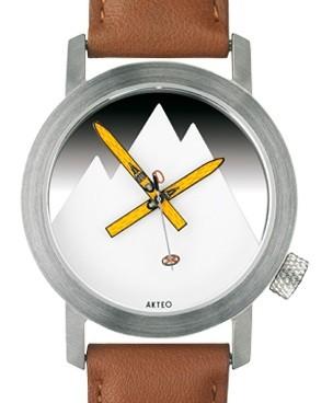 Akteo Armbanduhr - Ski 02