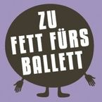 sticky jam Kühlschrankmagnet - Ballett