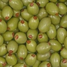 Papierservietten - Olives