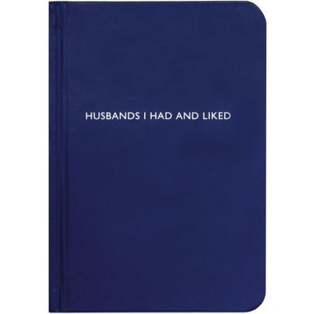 Archie Grand Notizbuch - Husbands I had and liked