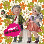 Burneycards CD-Geschenkkarte - Happy Birthday
