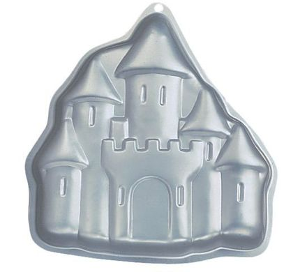 Wilton Aluminium-Backform - Schloss