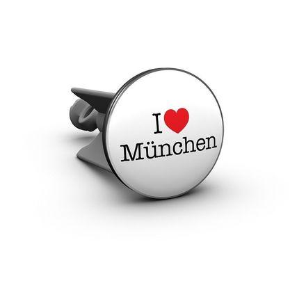 2CA Waschbecken-Stöpsel plopp - I love München