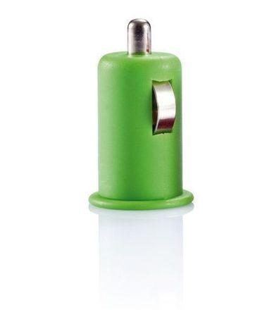 USB Auto-Ladegerät - grün