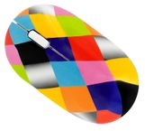 Pylones Mouse & Mousepad - Cyberbug, Harlekin