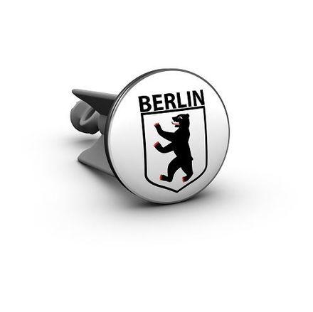 2CA Waschbecken-Stöpsel plopp - Berliner Wappen