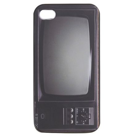 DCI iPhone Backcover-Hartschale - TV