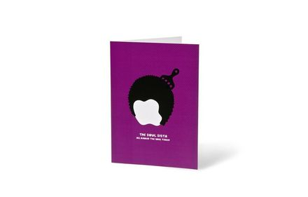 MacBook Sticker - Hos Collection, The Soul Sista